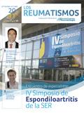 Portada Revista Los Reumatismos Septiembre-Octubre 2011