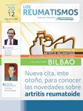 Portada Revista Los Reumatismos Julio - Agosto 2012