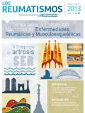 Portada Revista Los Reumatismos Enero - Febrero 2013
