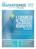 Portada Revista Los Reumatismos Septiembre - Octubre 2013