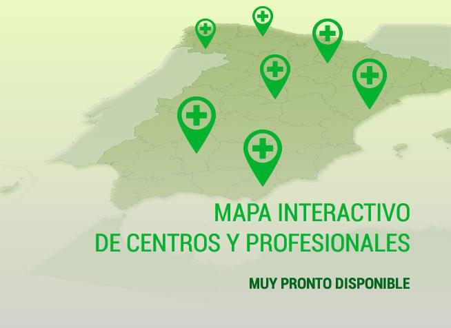 Directorio de centros y profesionales