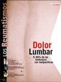 Portada Revista Los Reumatismos Agosto 2004