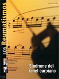 Portada Revista Los Reumatismos Julio-Agosto 2007