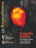 Portada Revista Los Reumatismos Enero-Febrero 2008