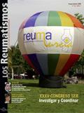 Portada Revista Los Reumatismos Mayo-Junio 2009