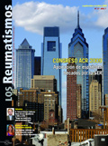 Portada Revista Los Reumatismos Septiembre-Octubre 2009