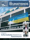 Portada Revista Los Reumatismos Enero-Febrero 2010
