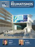Portada Revista Los Reumatismos Julio-Agosto 2010