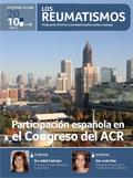 Portada Revista Los Reumatismos Septiembre-Octubre 2010