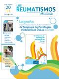 Portada Revista Los Reumatismos Enero-Febrero 2011