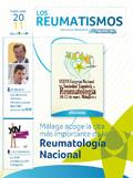 Portada Revista Los Reumatismos Marzo-Abril 2011