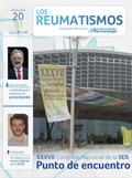 Portada Revista Los Reumatismos Mayo-Junio 2011