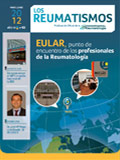 Portada Revista Los Reumatismos Mayo-Junio 2012