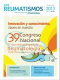 Portada Revista Los Reumatismos Marzo - Abril 2013