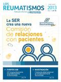 Portada Revista Los Reumatismos Mayo - Junio 2013