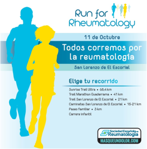 Run for Rheumatology