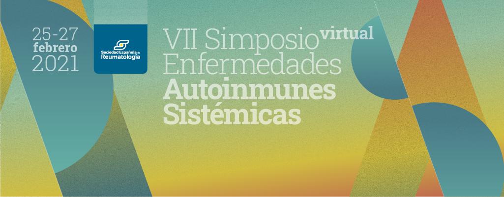 VII Simposio de Enfermedades Autoinmunes Sistémicas en formato virtual